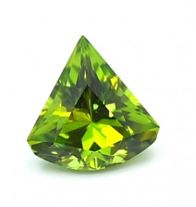 Peridot- Traditional August Birthstone