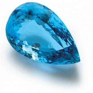 December Birthstone – Blue Topaz